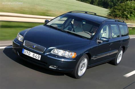 2004 Volvo V70 by Volvo V70 2004 2005 2006 2007 Autoevolution