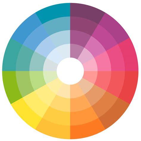 color wheel schemes waitsfield elementary color wheels