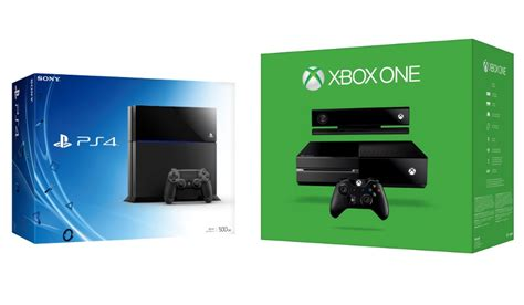 Ps4 Vs Xbox One Sales Why The Kinect Went Away Bgr