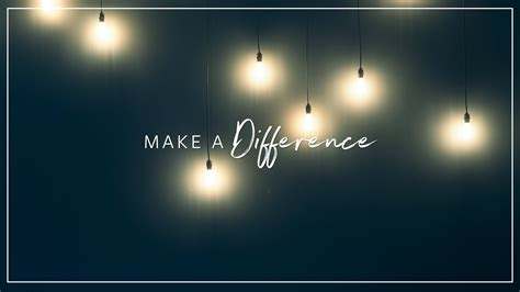 make a make a difference by abercrombie liberty church