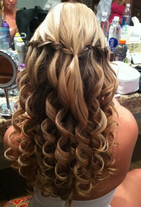 braids with hairstyles prom hairstyles with braids and curls