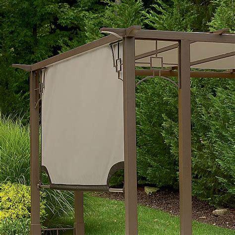 Garden Oasis Arbor With Lights Garden Oasis Deluxe Pergola Replacement Canopy Garden Winds