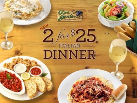 olive garden for special deal is back view the menu within lunch specials prepare garden for