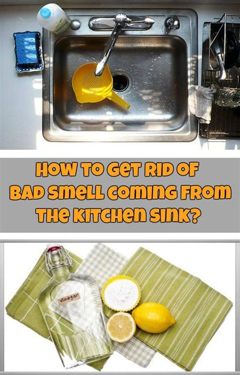 smell from kitchen sink 1000 images about cleaning eliminating odors on