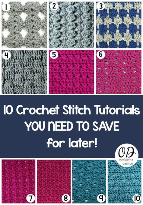 what do you need to knit 25 best ideas about crochet stitches free on