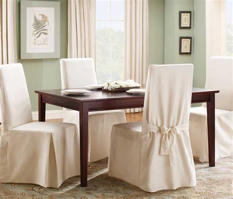chair covers for dining room chairs stylish dining room chair slip covers home decorating tips