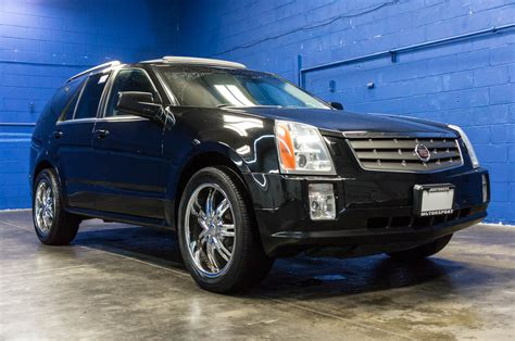 2004 Srx Cadillac For Sale by Used 2004 Cadillac Srx Awd Suv For Sale Northwest Motorsport