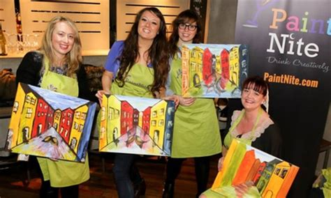 groupon oc paint nite paint nite uk groupon