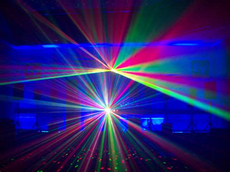 lightshow lights new three dimensional laser light show projectors are here