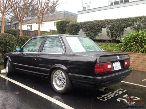1988 Bmw 325is 1988 bmw 325is base coupe 2 door 2 5l e30 s50 conversion