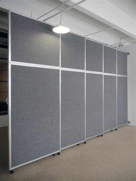 room divider walls versare operable wall large room dividers reach new heights