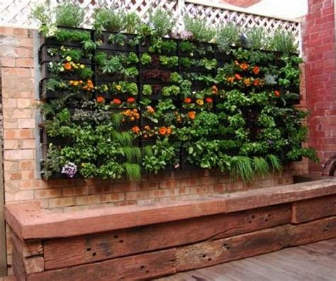 container vegetable gardening ideas vertical vegetable