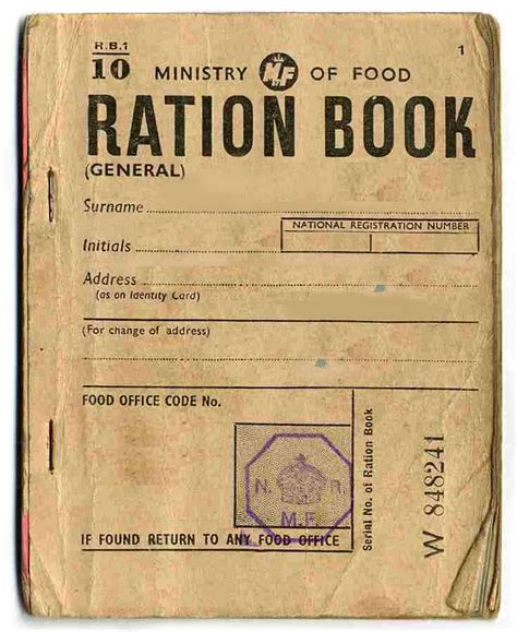 pictures of ration books lostpastremembered the lost world of bletchley park and