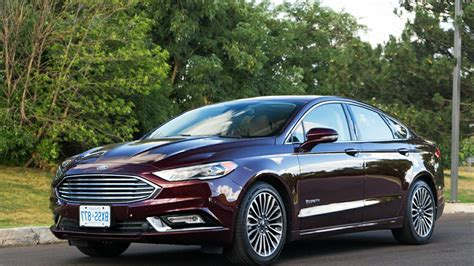 Car Desktop Backgrounds Ford Fusion by 2017 Ford Fusion Hybrid Titanium Hd Car Wallpapers Free