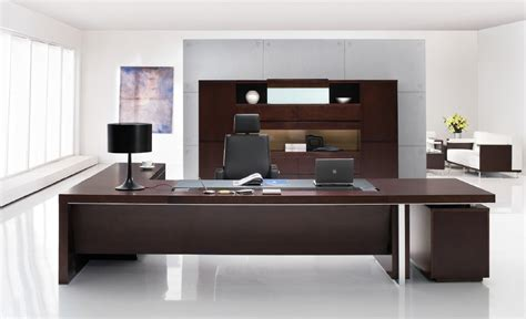 professional office desk sleek modern desk executive