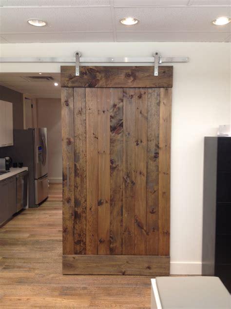 barn doors for homes interior rustic interior sliding barn door for home kitchen decofurnish