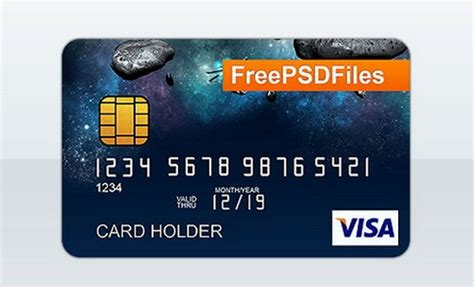 make a free credit card 12 free credit card design psd templates web graphic