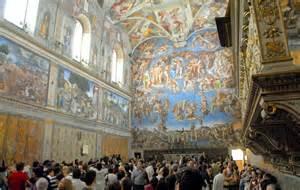 visiter la chapelle sixtine horaires tarifs prix acc 232 s