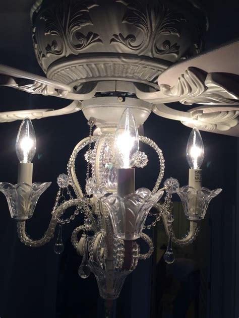 ceiling fan chandelier light kits best 25 ceiling fan chandelier ideas on
