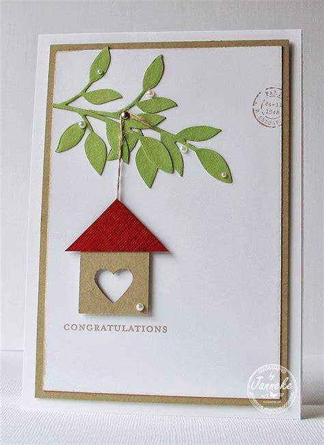new card ideas new homes new home cards and congratulations card on