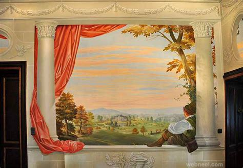 painting wall murals 30 beautiful wall mural paintings for your inspiration