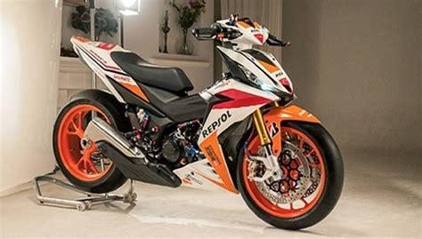 Cat Motor Modifikasi by Modifikasi Cat Motor Honda Mulai Rp 500 Ribu