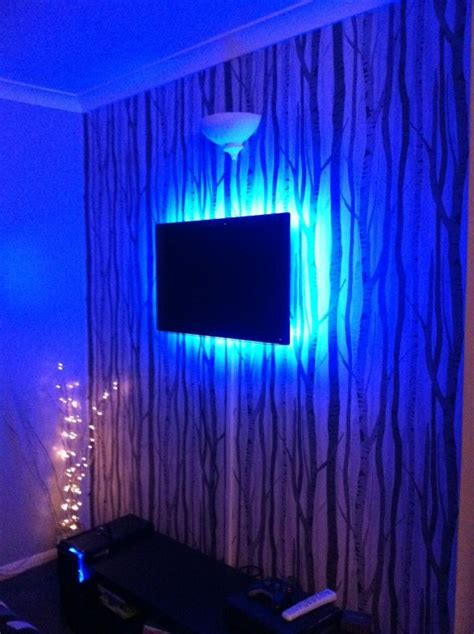 light up your light up your tv using rgb led strips instyle led