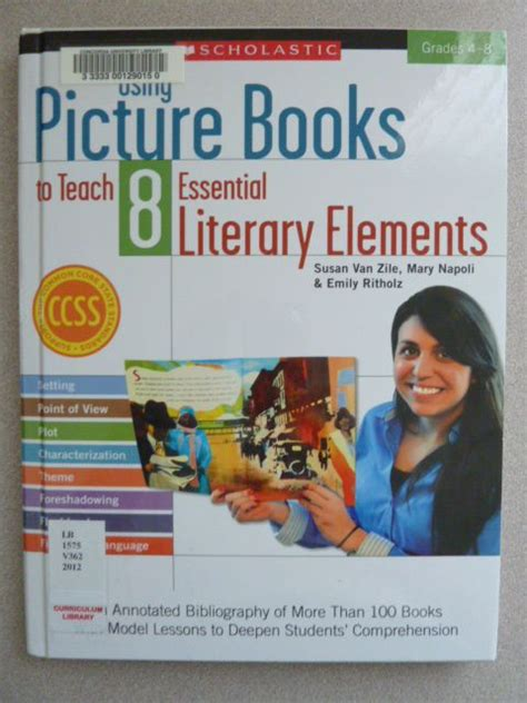 picture books to teach story elements 62 best images about literary elements on