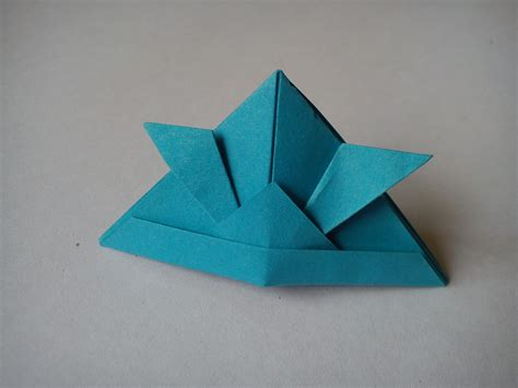 origami hats arts crafts origami for step by step how to make
