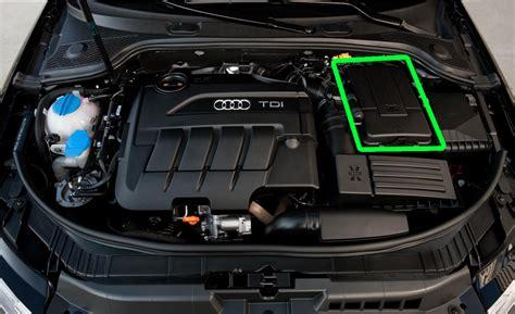 Audi Car Battery by Audi A3 Car Battery Location