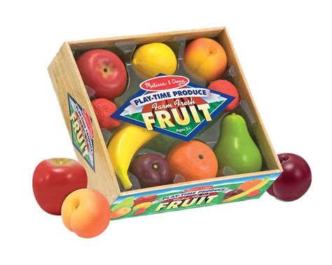fruit plastic set of plastic fruit and vegetables 16 pcs