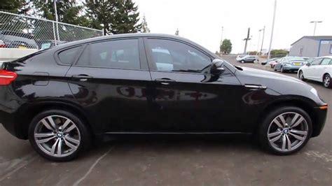 2011 Bmw X6 M by 2011 Bmw X6 M Black Blk14062 Seattle Renton