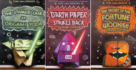 the origami yoda series great gift ideas for tween boys