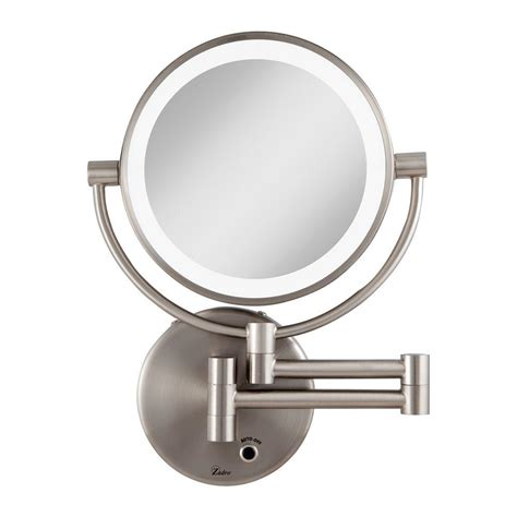 bathroom magnifying mirror with light magnifying bathroom mirrors with lights lara led bathroom
