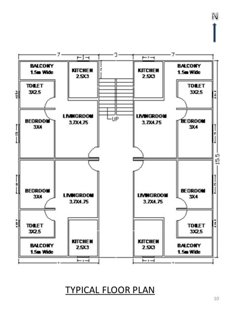 two storey residential building floor plan design and analasys of a g 2 residential building