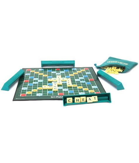 mattel scrabble free mattel scrabble original brand crossword board