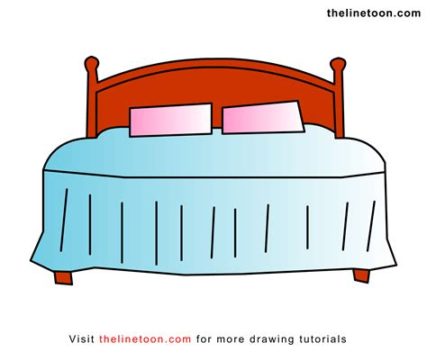 how to draw a bedroom bedroom drawing easy images