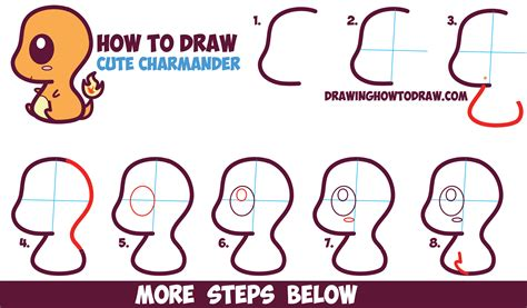 how to draw for beginners easy kawaii drawing images images
