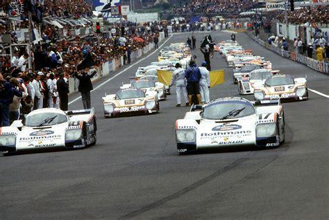 porsche at le mans part 2 1972 to 2014 build race