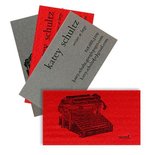 custom card custom business cards cardobserver