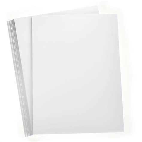 white craft paper white premium smooth paper a4 100 pack hobbycraft