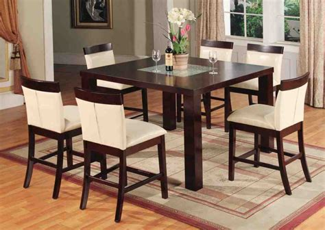 kitchen bar table and chairs bar height kitchen table and chairs decor ideasdecor ideas