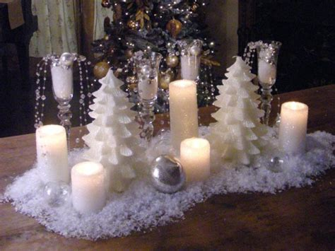 snow themed decorations 35 innovative winter table decorations