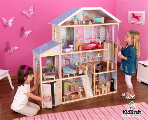 kid craft 10 awesome doll house models