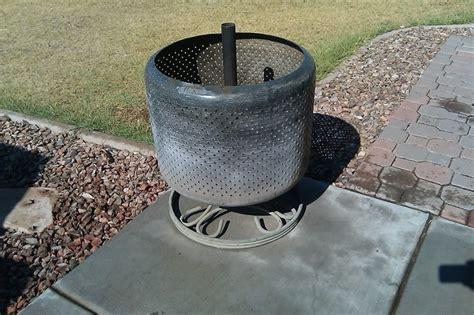 washing machine firepit washing machine tub pit firepits stoves solar