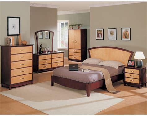 maple bedroom furniture julie bedroom set maple cherry finish