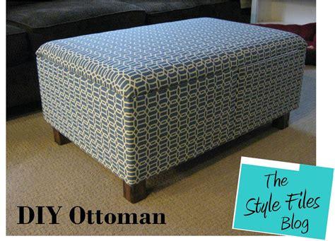 diy ottoman with storage build diy wood ottoman diy pdf on30 shelf track plans