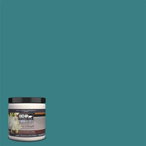 behr paint color teal behr premium plus ultra 8 oz 510d 7 pacific sea teal