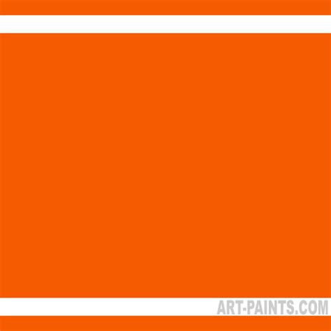 Orange Exterior Acrylic Paints 4507 Orange Paint