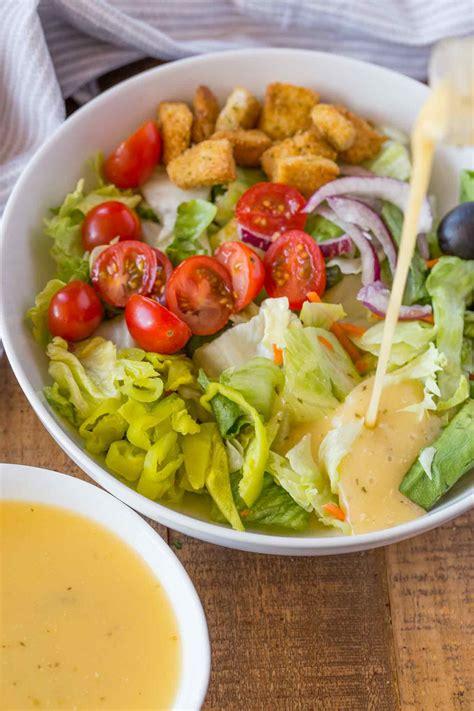 olive garden italian salad dressing copycat dinner then dessert